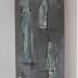 Abstrakt grau