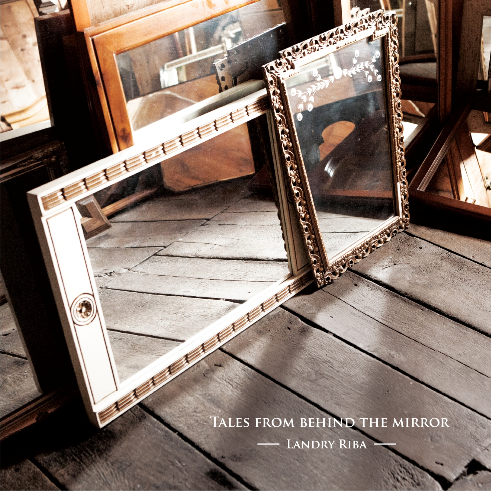 Tales from behind the mirror - CD