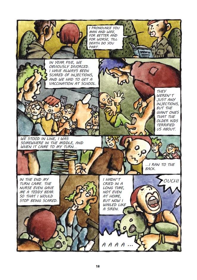 Iztok Sitar - Dnevnik Ane Tank, strana 18
