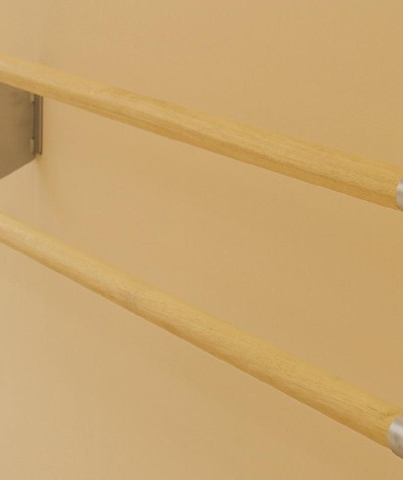 barra in legno diam.40mm