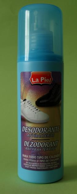 Limpiador calzado DEPORTIVO