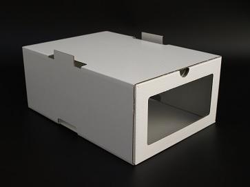 Caja señora/infant/RIGO BLANCA
