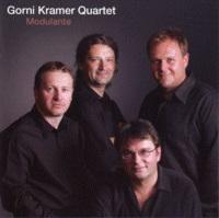 GORNI KRAMER QUARTET - MODULANTE (2008)