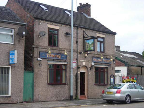 "Thurs, 18th October 2018 - ""The Village Tavern"""