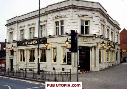"Tues, 31st  July 2018 - ""The Newmarket Inn"""
