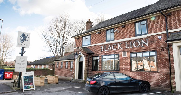 "Wed,30th January 2019 - ""The Black Lion"""
