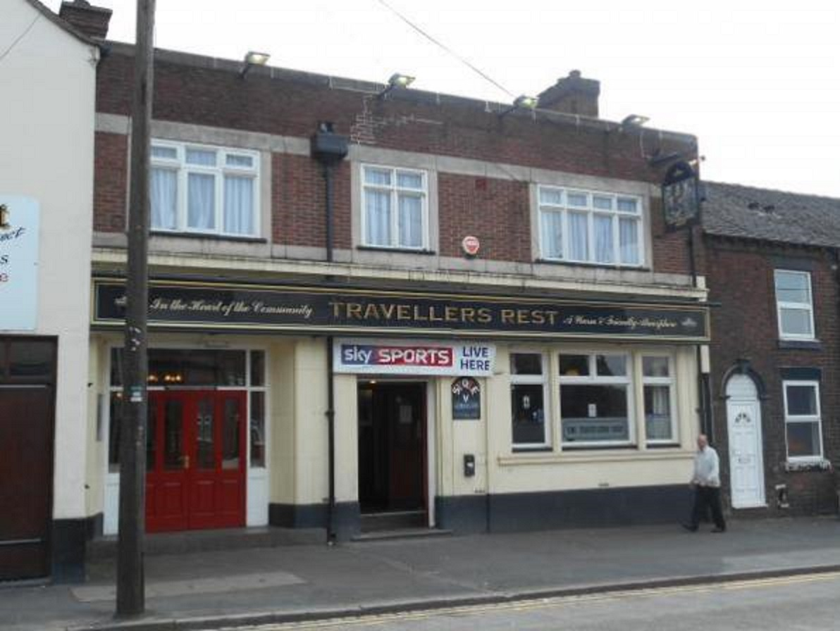 """Tues, 26th September 2017 - """"The Travellers Rest"""""""