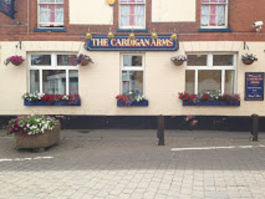 "Wed, 6th November 2019 - ""The Cardigan Arms"""