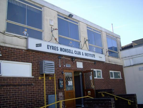 """Fri, 13th October 2017 - """"Eyres Monsell Working Mens Club"""""""