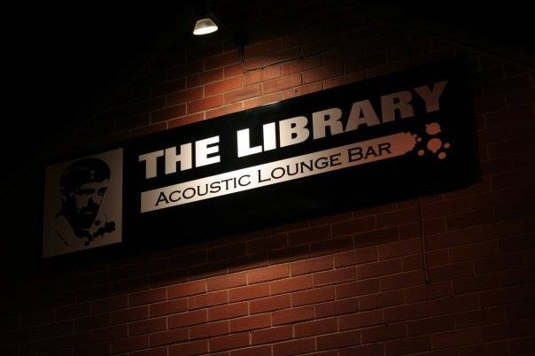 """Wed, 27th September 2017 - """"Eastwood Library Bar"""""""