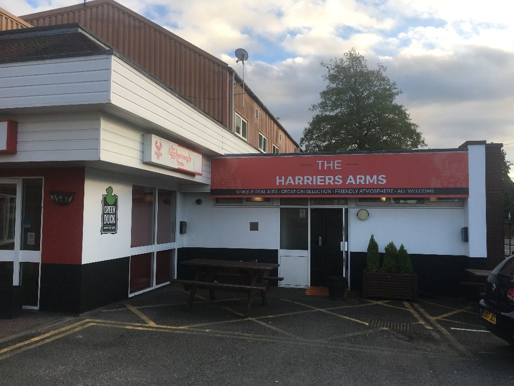 "Sat, 19th January 2019 - ""The Harriers Arms"""
