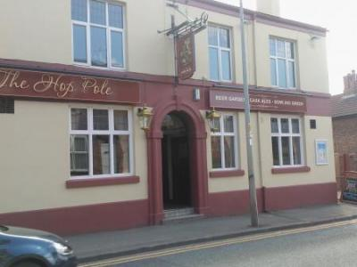 """Thurs, 28th September 2017 - """"The Hop Pole"""" SOLD OUT"""