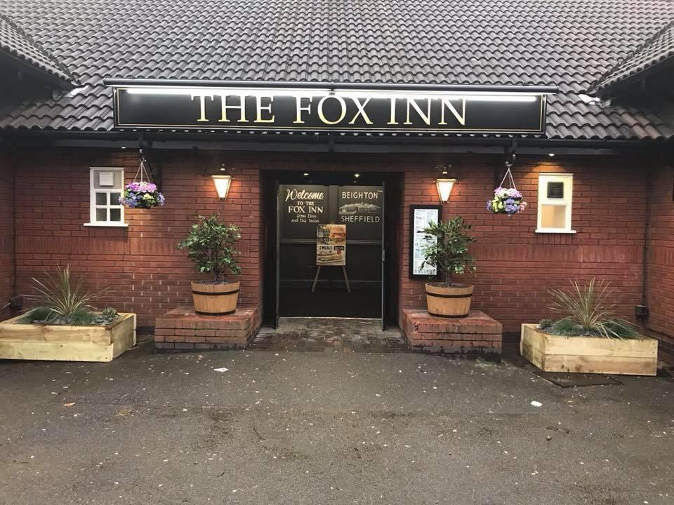 "Tues, 21st August 2018 - ""The Fox"""