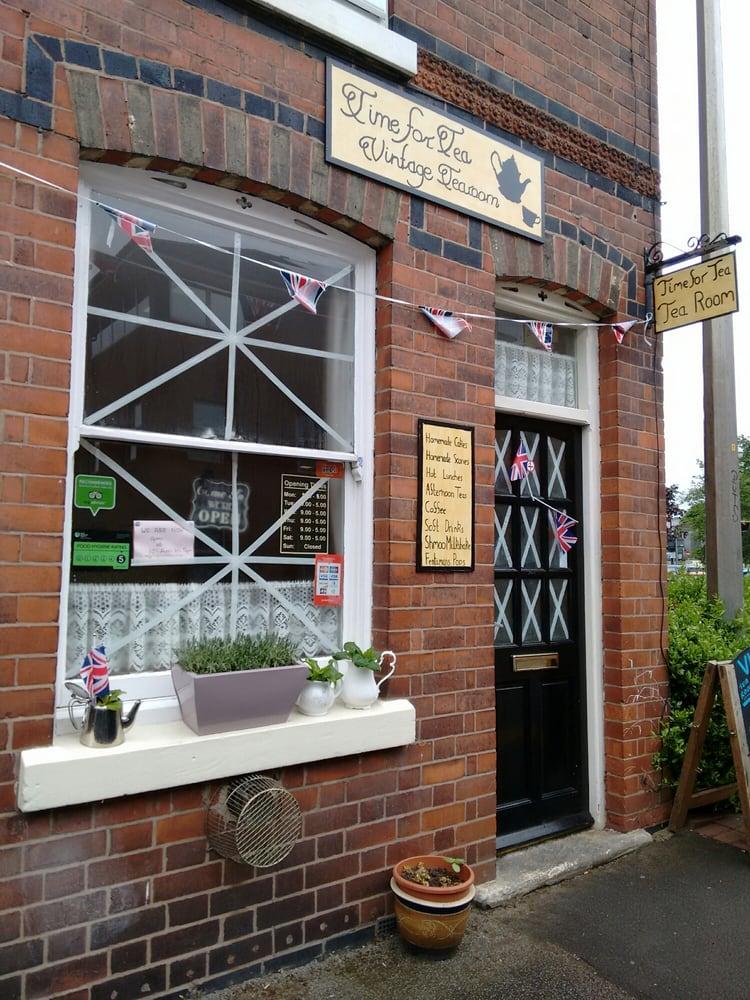 "Fri 29th September - ""Time for Tea Vintage Tea Rooms"" 7pm - 9pm  SOLD  OUT"