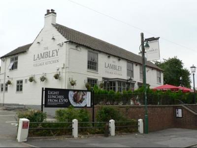 "Thurs, 23rd November 2017 - ""The Lambley"" SOLD  OUT"