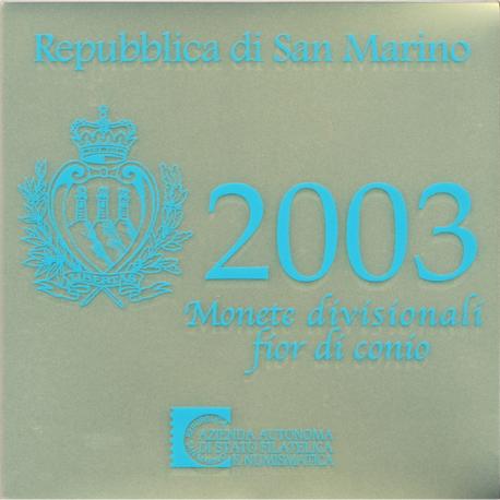 BU SAN MARIN 2003