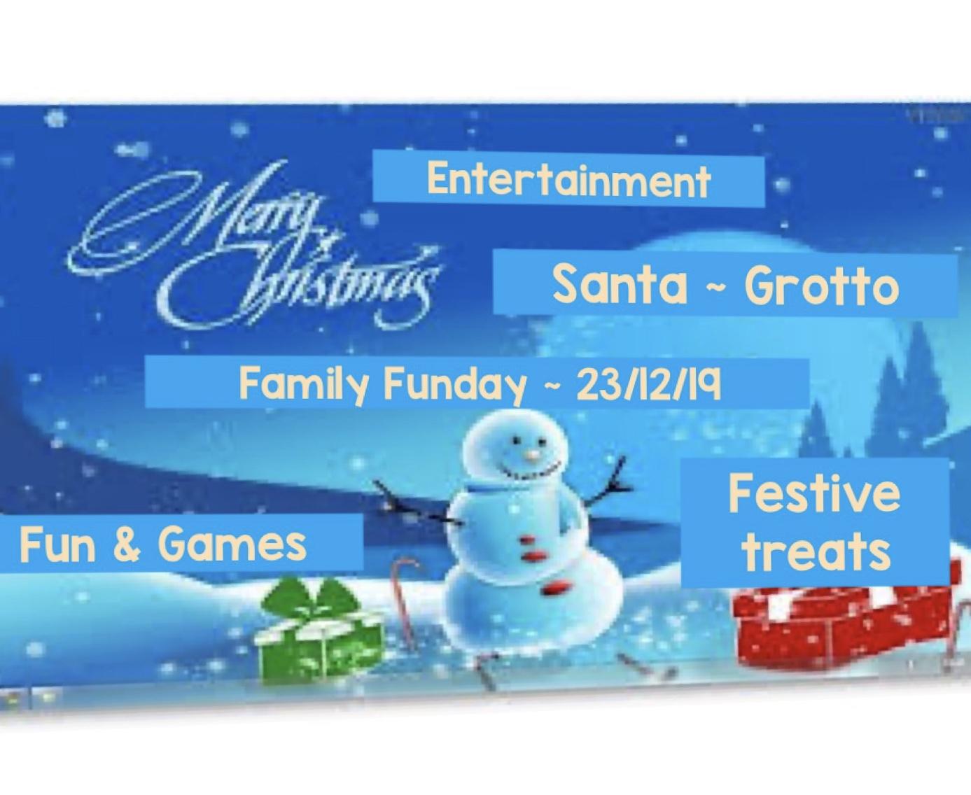 Xmas family party Tickets