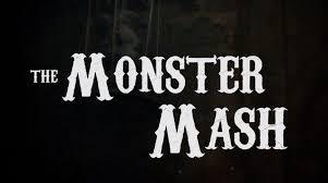 Monster Mash 26/10/1717 1-4PM