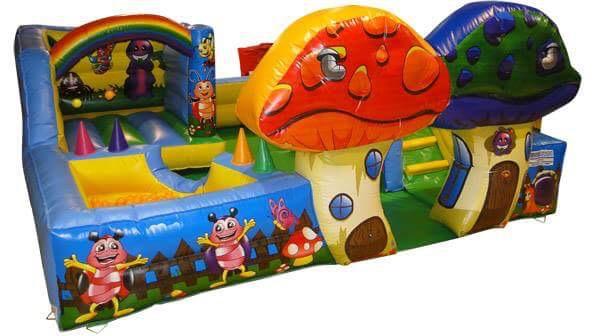 Toddler Playpark- Bugszone