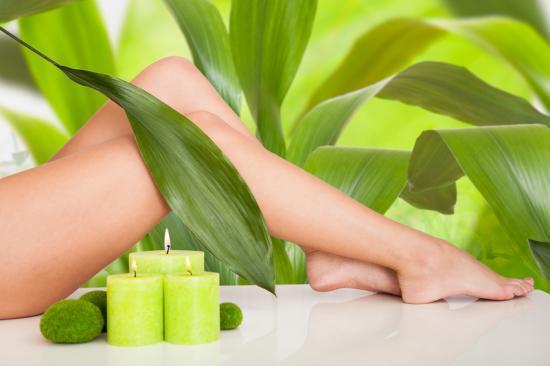 massage confort jambes lourdes