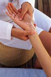 massage confort des mains ou des pieds