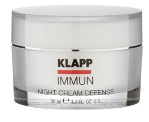 IMMUN Night Cream Defense