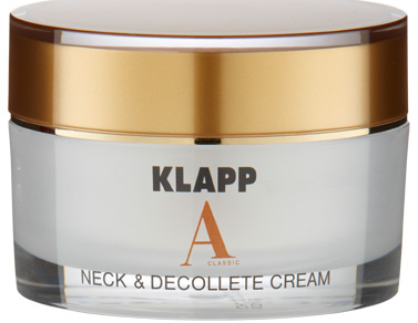 A CLASSIC Neck & Decolleté Cream