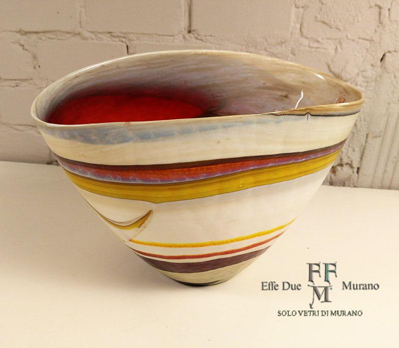 yalos rouge vaso valzer 30 cm