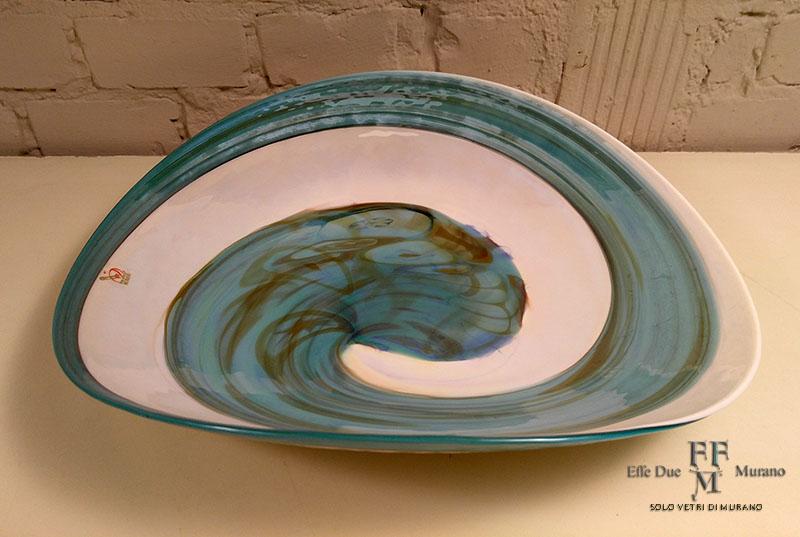 yalos centrotavola piatto amazzone 50 cm