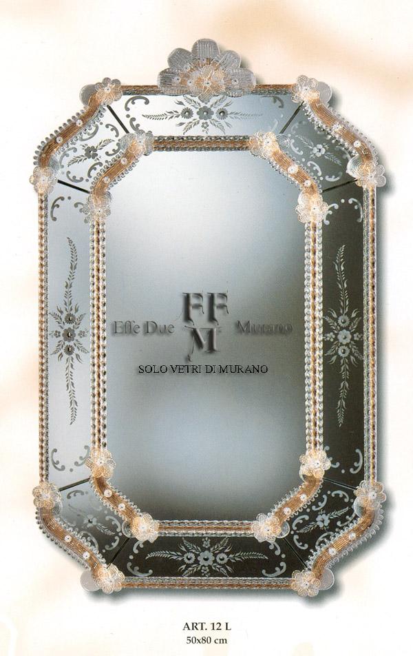specchio di Murano 12L