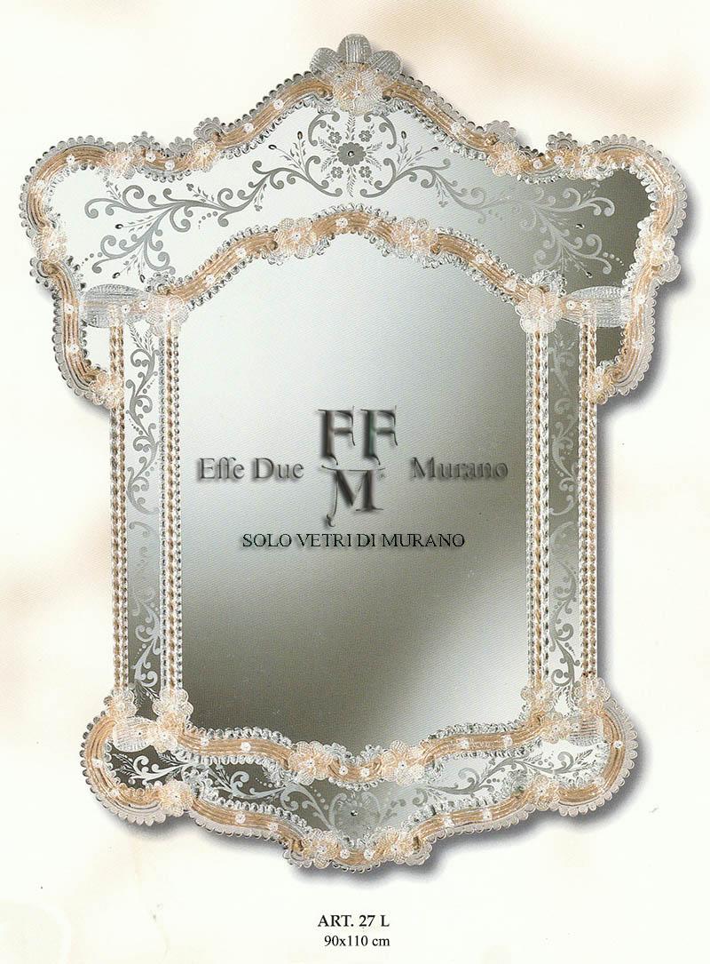 specchio di Murano 27 L BIG