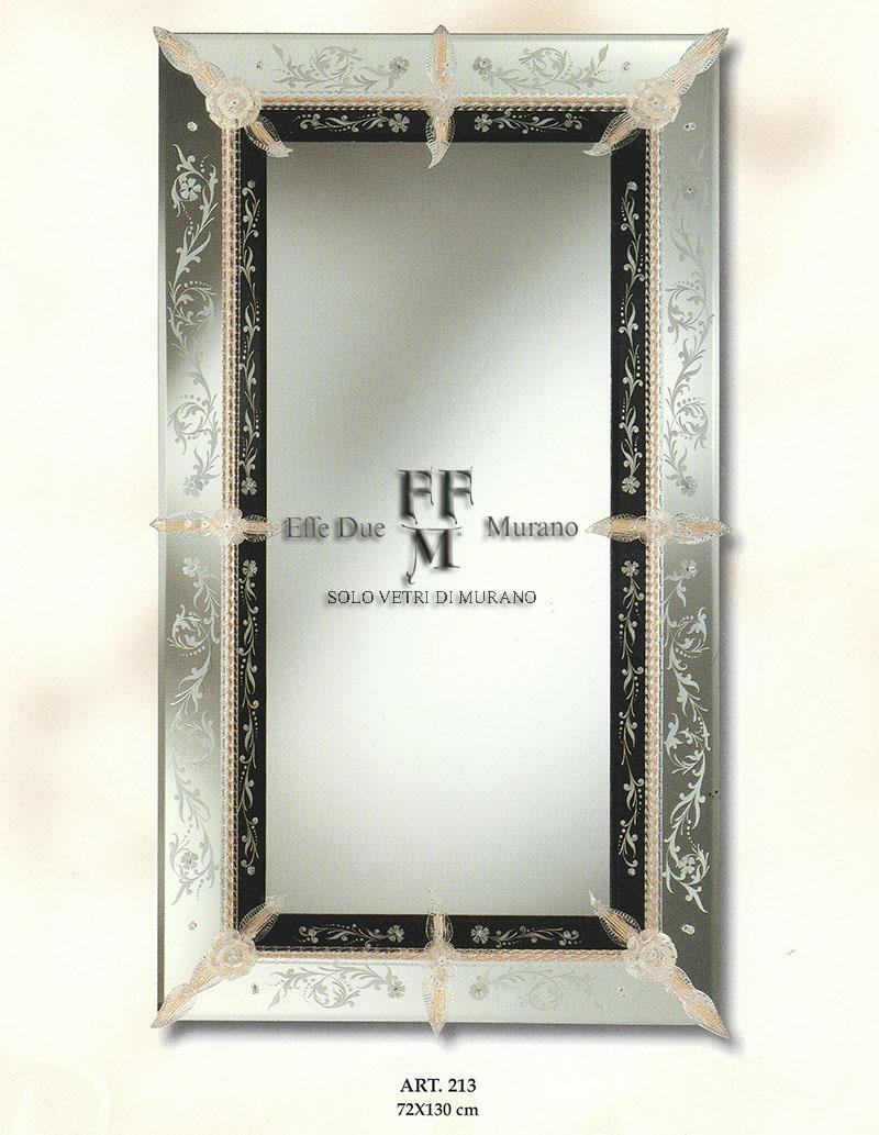 specchio di Murano 213