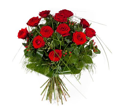 PRODUCTO RECOMENDADO!!! 12 Rosas Rojas .Online 005