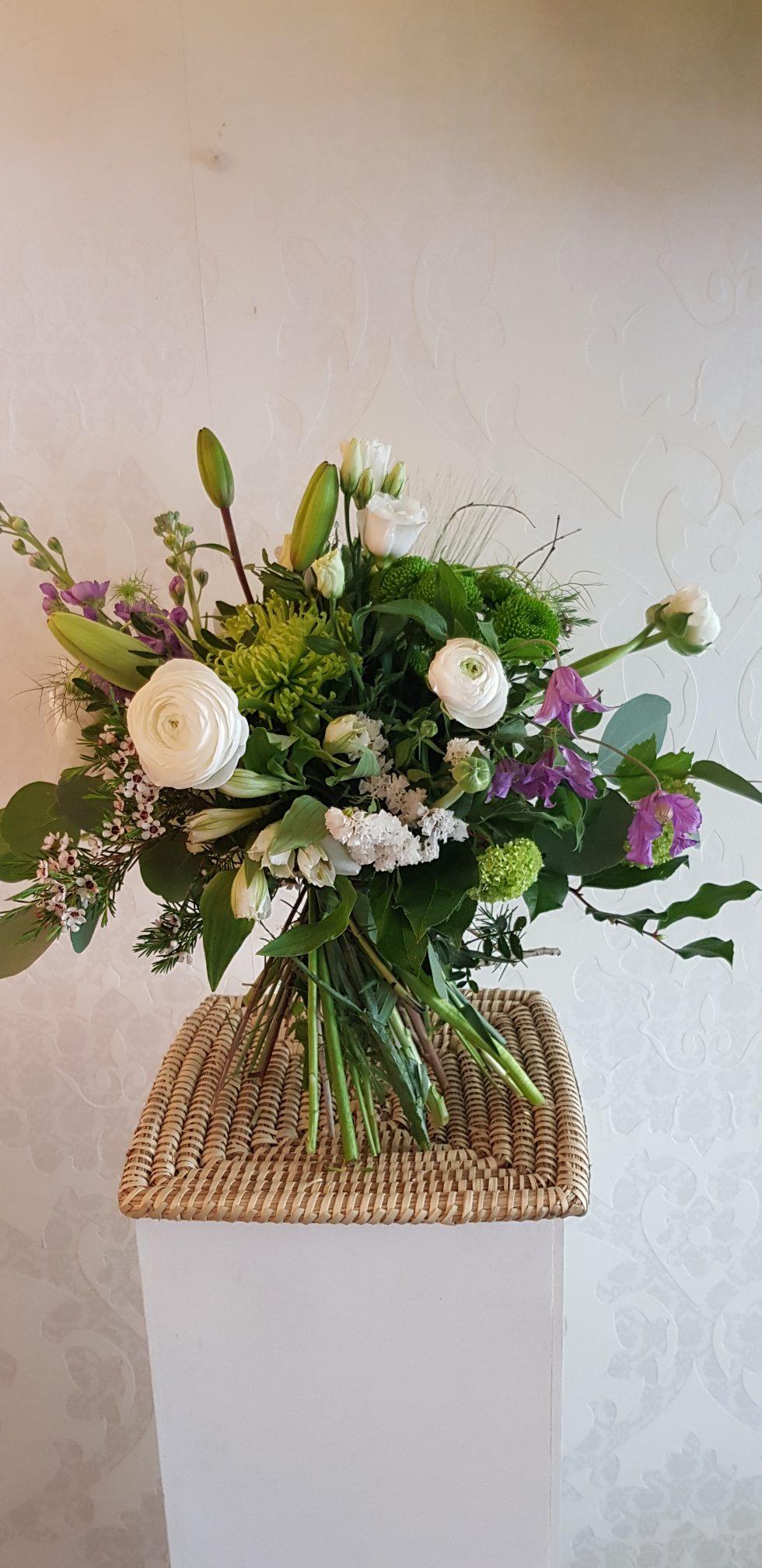 Bouquet  Barroco Luminoso. Online 032