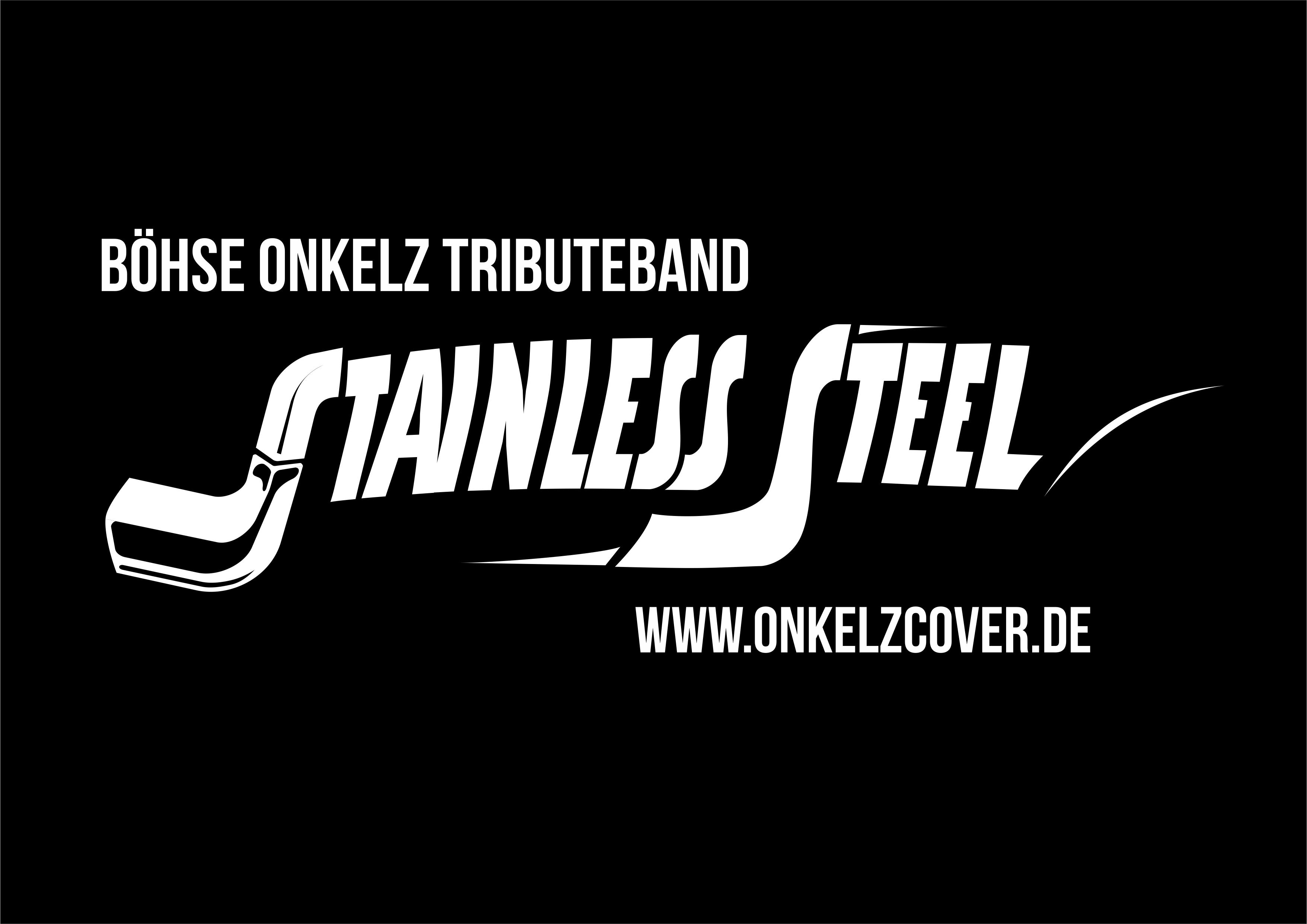 Konzertkarte Stainless Steel