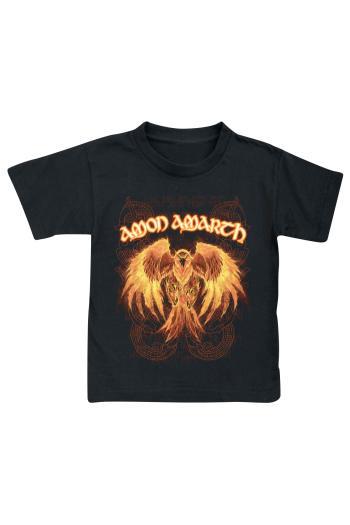Camiseta de Niño/a Burning Eagle