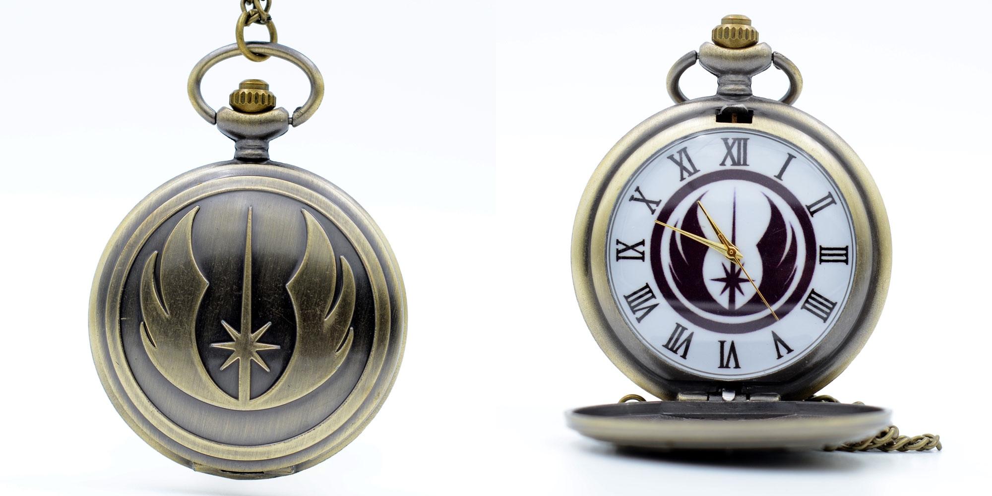Reloj de Bolsillo Star Wars 03