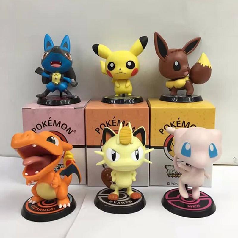 Figuras Pokemon *02