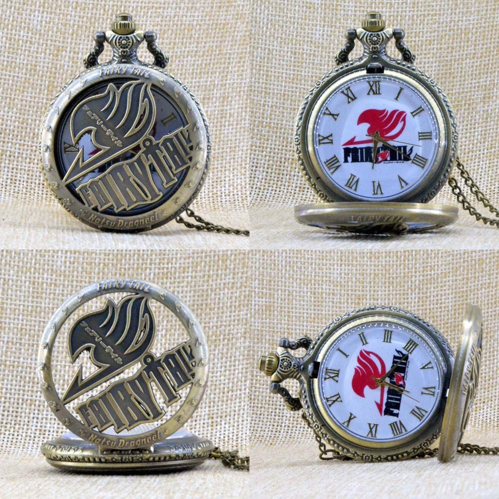 Reloj de Bolsillo Fairy Tail