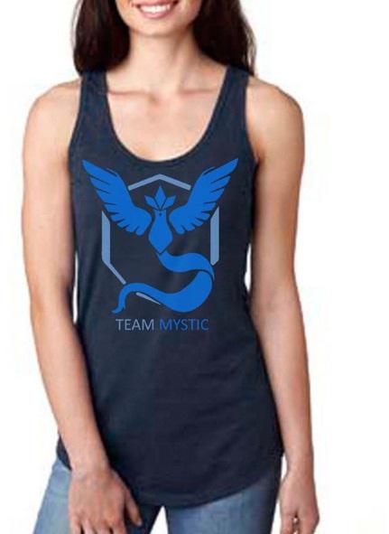 Camiseta tirantes Equipo Sabiduría Azul