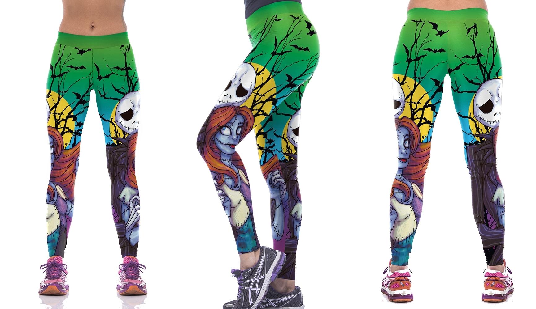 Leggings Pesadilla.