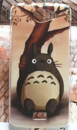 Carcasa Totoro BQ Aquaris 5.