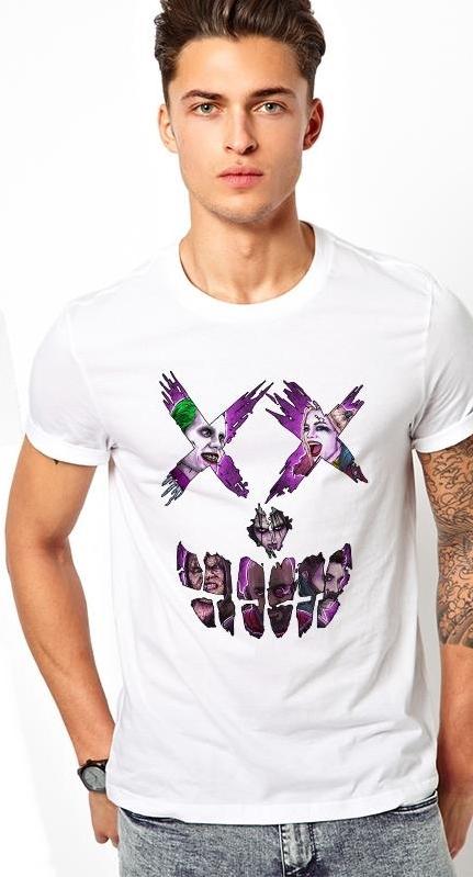 Camiseta Escuadrón Suicida 05H