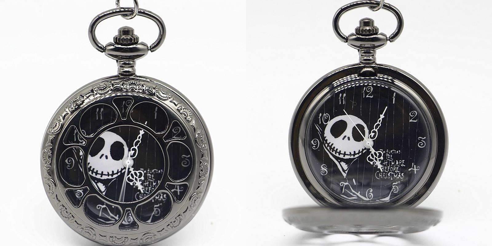 Reloj de Bolsillo Jack Negro