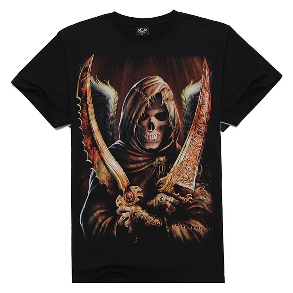 Camiseta ángel de la muerte