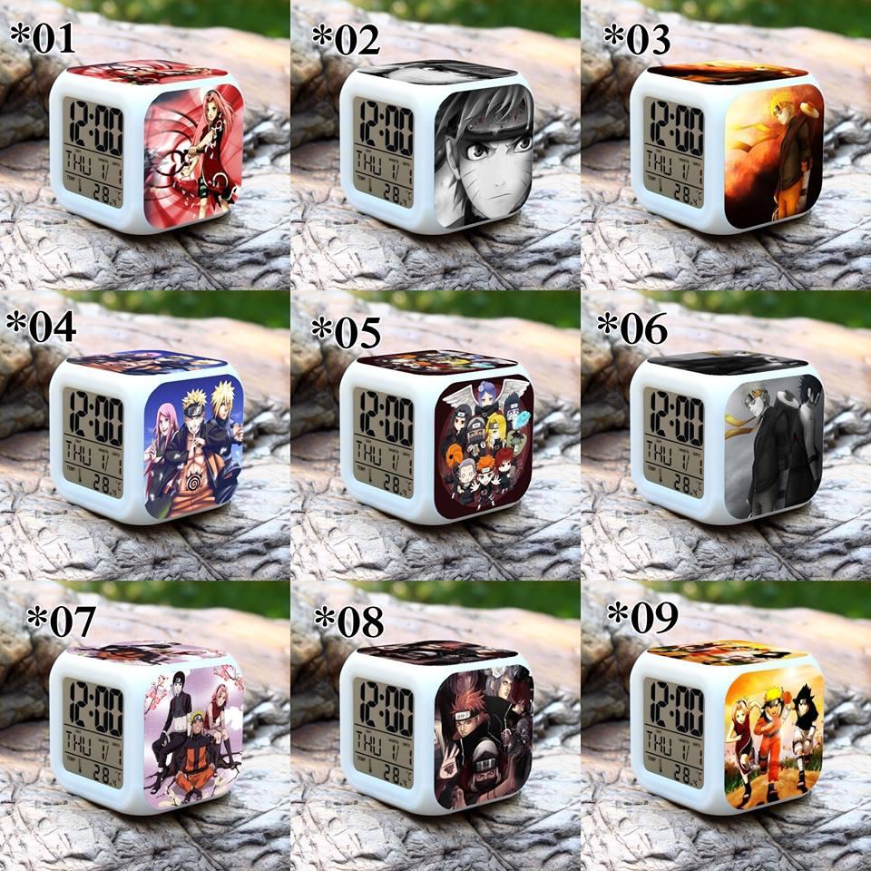 Relojes digitales Naruto