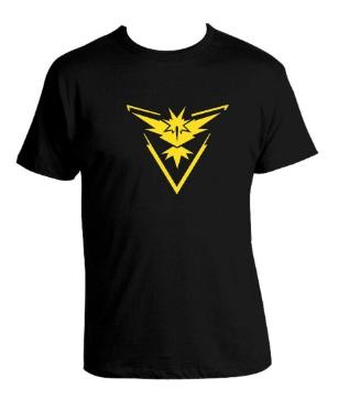Camiseta Equipo Instinto Negra