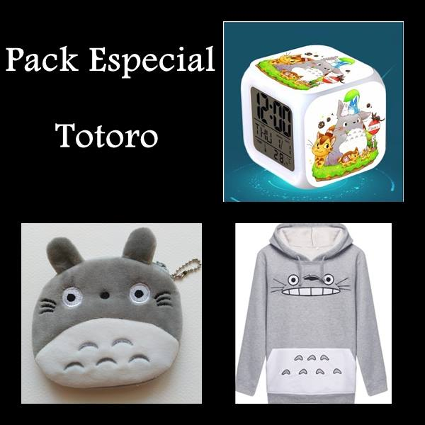 Pack Totoro *02