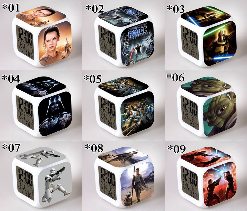 Relojes digitales Star Wars*01