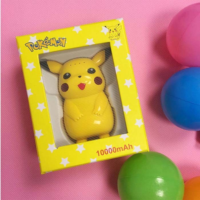 Power Bank Pikachu